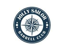 #49 untuk Design a Logo for Jolly Sailor Barbell Club oleh OsamaMohamed20