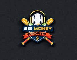 #92 для Big Money Sports logo от nameboss75
