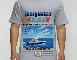 #50 untuk Event Tshirt: Boating, TOP GUN, Support Our troops oleh Yamon2