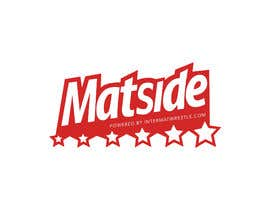 #10 para Matside Logo Design de inaki911