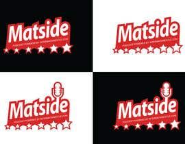 #105 para Matside Logo Design de Rainbowrise