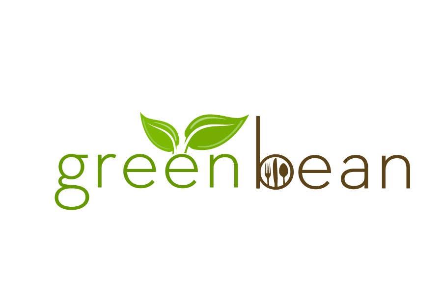 Конкурсная заявка №425 для Logo Design for green bean