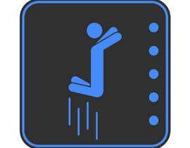 #62 pentru Launcher icon for sports app (vertical jump training) de către andryancaw