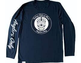 #18 for Design a skull/calavera fishing t-shirt by Sico66