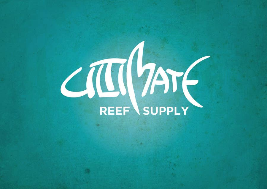 #103 for Logo Design for Ultimate Reef Supply by benpics