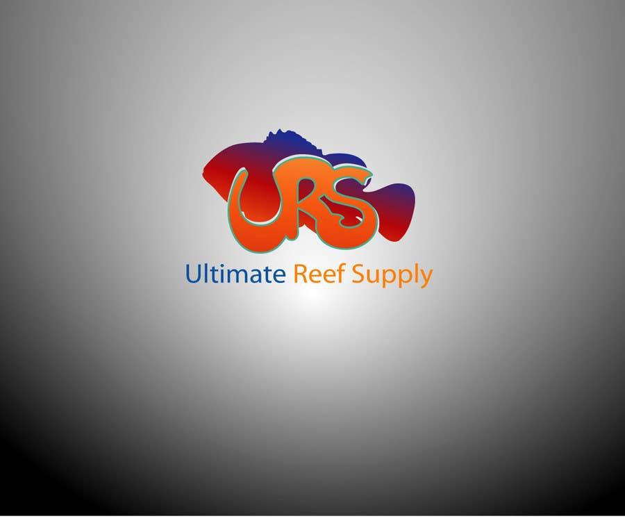 Konkurrenceindlæg #124 for Logo Design for Ultimate Reef Supply