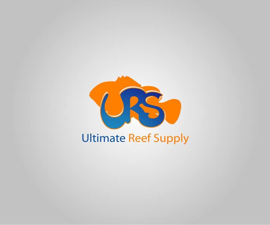 Bài tham dự cuộc thi #                                        151                                      cho                                         Logo Design for Ultimate Reef Supply
