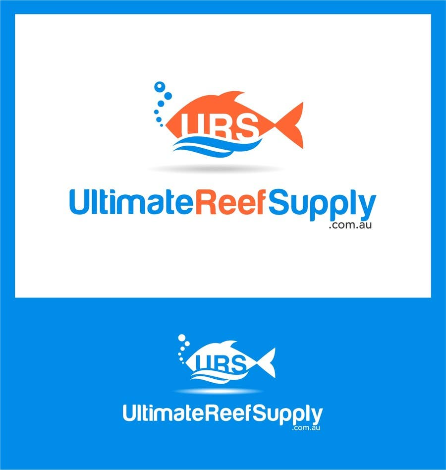 #104 for Logo Design for Ultimate Reef Supply by jummachangezi
