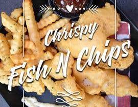 #6 para Design a fish and chip banner de zwarriorx69