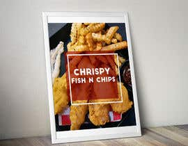 #17 para Design a fish and chip banner de sofnes