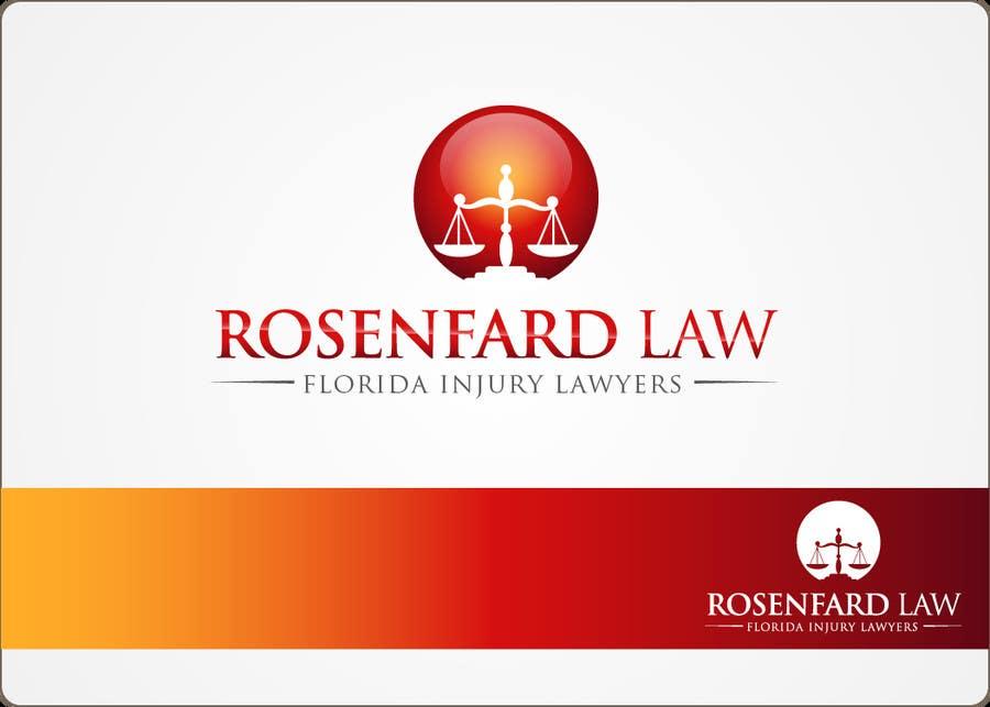 Kilpailutyö #295 kilpailussa Logo Design for Rosenfarb Law