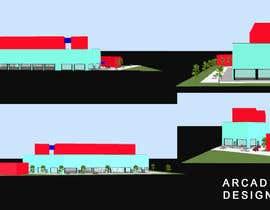 Nro 10 kilpailuun Design Plan for Shopping and Entertainment Arcade käyttäjältä sonnybautista143