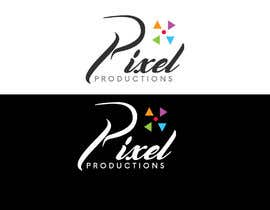 #27 for Design a Logo - Pixel Productions by JohnDigiTech