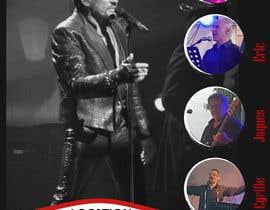 #1 untuk Poster for Rock Band oleh casandrazpran