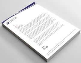 Nro 23 kilpailuun Design a professional letterhead käyttäjältä mkmonir614