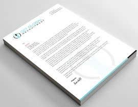 Nro 28 kilpailuun Design a professional letterhead käyttäjältä mkmonir614