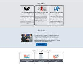 #23 for Homepage Makeover -- 2 by moriumbdbc