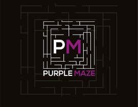 #32 for Design a Logo for PURPLE MAZE by joynul1234