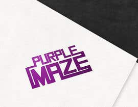 #24 for Design a Logo for PURPLE MAZE by jahidspayza