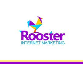#148 untuk Logo Design for Rooster Internet Marketing oleh neXXes