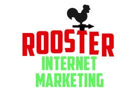 #41 untuk Logo Design for Rooster Internet Marketing oleh cwhy
