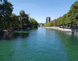 #9 สำหรับ Copy heads of swimmers and paste into a river without swimmers โดย morshedulkabir