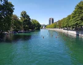 #12 สำหรับ Copy heads of swimmers and paste into a river without swimmers โดย flyhy