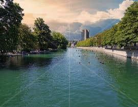 #17 สำหรับ Copy heads of swimmers and paste into a river without swimmers โดย Prodesigner10