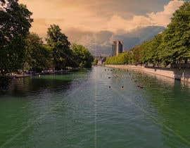 #18 สำหรับ Copy heads of swimmers and paste into a river without swimmers โดย Prodesigner10
