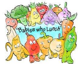 #18 untuk Brand identity, Babies who Lunch oleh labtop08