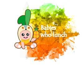 #25 untuk Brand identity, Babies who Lunch oleh Nozhenko