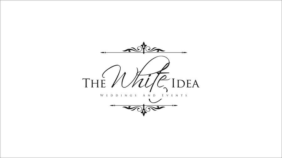 #438 for Logo Design for The White Idea - Wedding and Events by maidenbrands