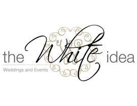 #428 dla Logo Design for The White Idea - Wedding and Events przez syazwind