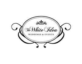 #492 för Logo Design for The White Idea - Wedding and Events av yatskie