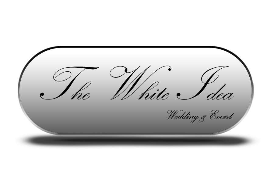 Contest Entry #                                        440                                      for                                         Logo Design for The White Idea - Wedding and Events