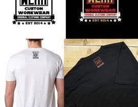 #51 cho t shirt tag bởi demasgraphics