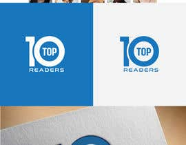 #77 untuk design a logo for TOP 10 READERS oleh xpertdesign786