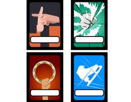 #4 for Create Artwork for Fandom Trading Card Game by AliceKa