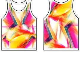 #141 для Design printed floral vest от marijakalina