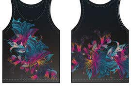 #144 для Design printed floral vest от marijakalina