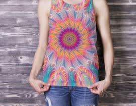 #112 для Design printed floral vest от kaushambimoitra