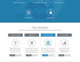 #19 para Design a Website Mockup de xprtdesigner