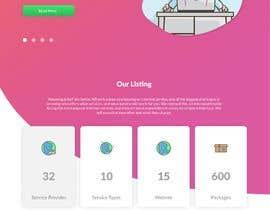 #32 para Design a Website Mockup de whitespacestd