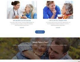 Nro 23 kilpailuun Create Mockup Landing Images of Websites käyttäjältä satishandsurabhi