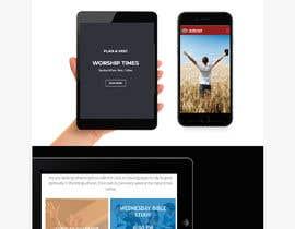 Nro 10 kilpailuun Create Mockup Landing Images of Websites käyttäjältä shazy9design