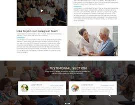 Nro 13 kilpailuun Create Mockup Landing Images of Websites käyttäjältä shafart1243
