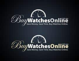 #312 for Logo Design for www.BuyWatchesOnline.com.au by Samadesign