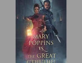 #24 for Steampunk Horror: Mary Poppins vs. the Great Cthulhu af dienel96
