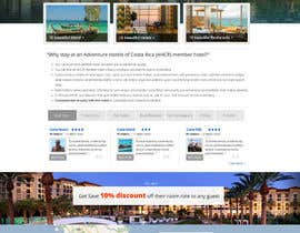 #63 cho Re-design a Hotel Website bởi webmastersud