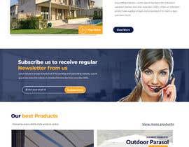 #23 for Website UX/ UI design & development by appsanju8